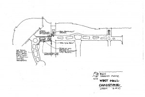 Chadstone Roof Schematics West Mall 7
